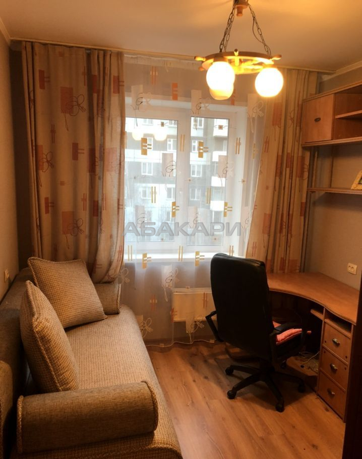 3к квартира микрорайон Северный, ул. Водопьянова, 4   30000   аренда в Красноярске фото 6
