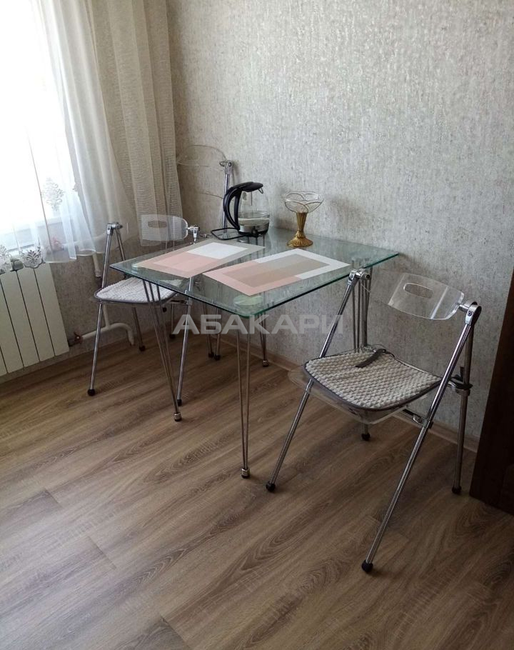 3к квартира ул. Конституции СССР, 25   35000   аренда в Красноярске фото 7