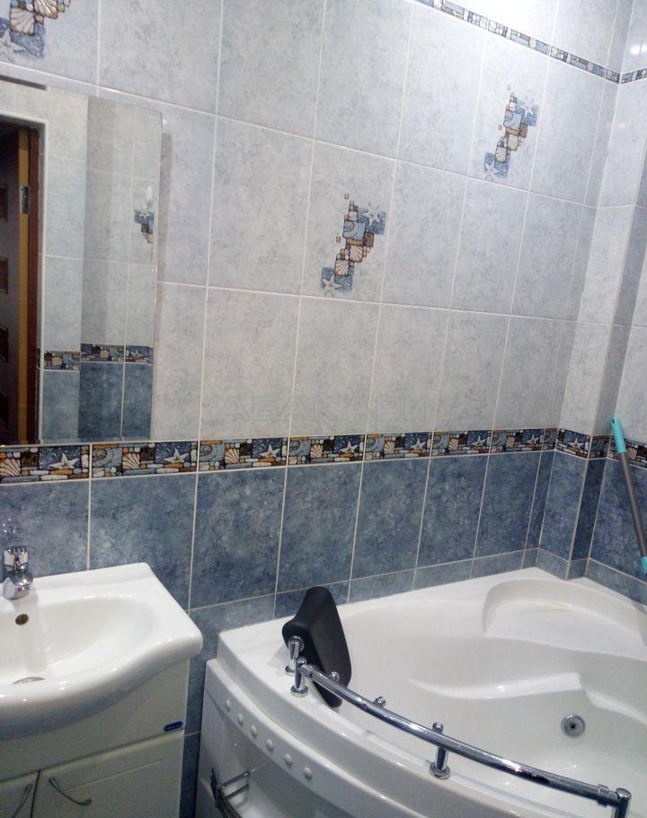 2к квартира , ул. Бабушкина, 2   23000   аренда в Красноярске фото 5
