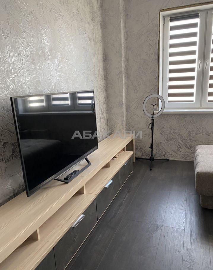 1к квартира Ярыгинская наб., 5 24/25 - 41кв | 23000 | аренда в Красноярске фото 0