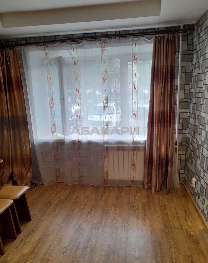 студия ул. Быковского, 5 | 11000 | аренда в Красноярске фото 1