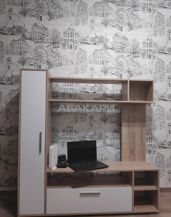 1к квартира ул. Молокова, 27 | 17000 | аренда в Красноярске фото 0