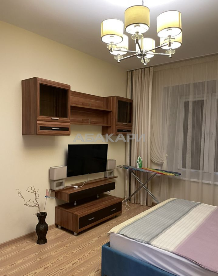 1к квартира микрорайон Взлётка, ул. Весны, 32 | 36000 | аренда в Красноярске фото 11