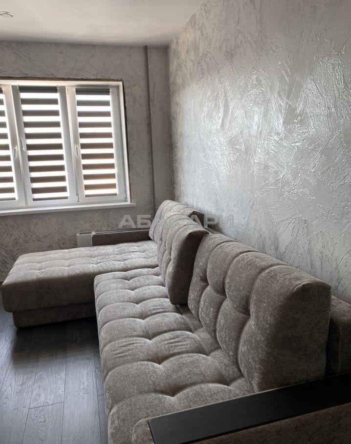 1к квартира Ярыгинская наб., 5 24/25 - 41кв | 23000 | аренда в Красноярске фото 1