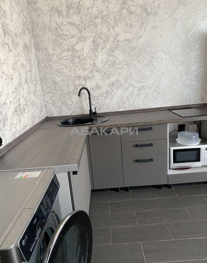 1к квартира Ярыгинская наб., 5 24/25 - 41кв | 23000 | аренда в Красноярске фото 6