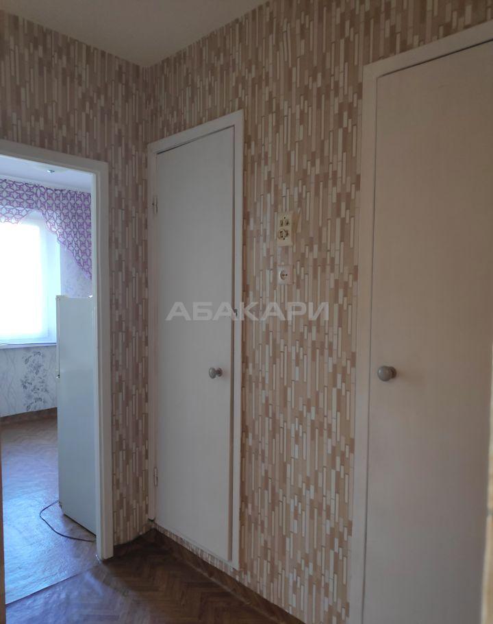 1к квартира ул. Молокова, 27 | 17000 | аренда в Красноярске фото 6