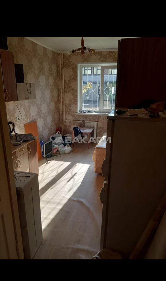 студия ул. Тельмана, 47Б 1/5 - 16кв | 9000 | аренда в Красноярске фото 1