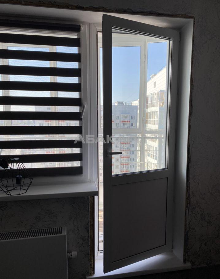 1к квартира Ярыгинская наб., 5 24/25 - 41кв | 23000 | аренда в Красноярске фото 9
