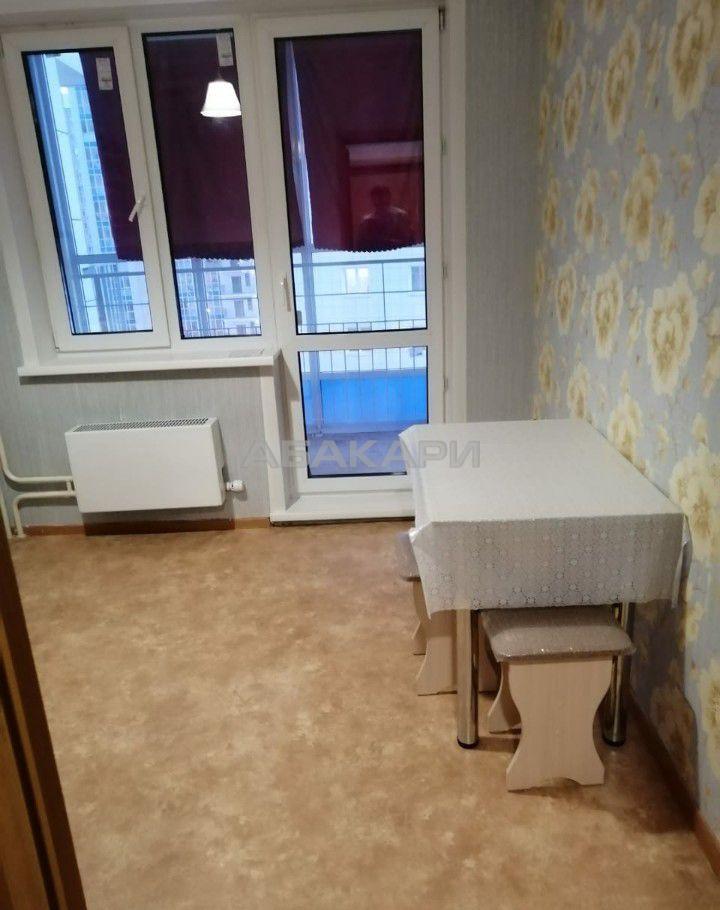 1к квартира Ярыгинская наб., 13   16000   аренда в Красноярске фото 4