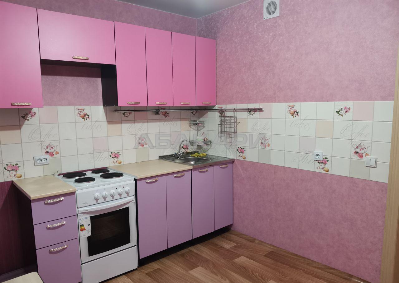 1к квартира Норильская ул., 46   15000   аренда в Красноярске фото 4