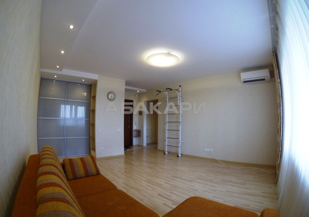 1к квартира Фруктовая ул., 16   22000   аренда в Красноярске фото 1