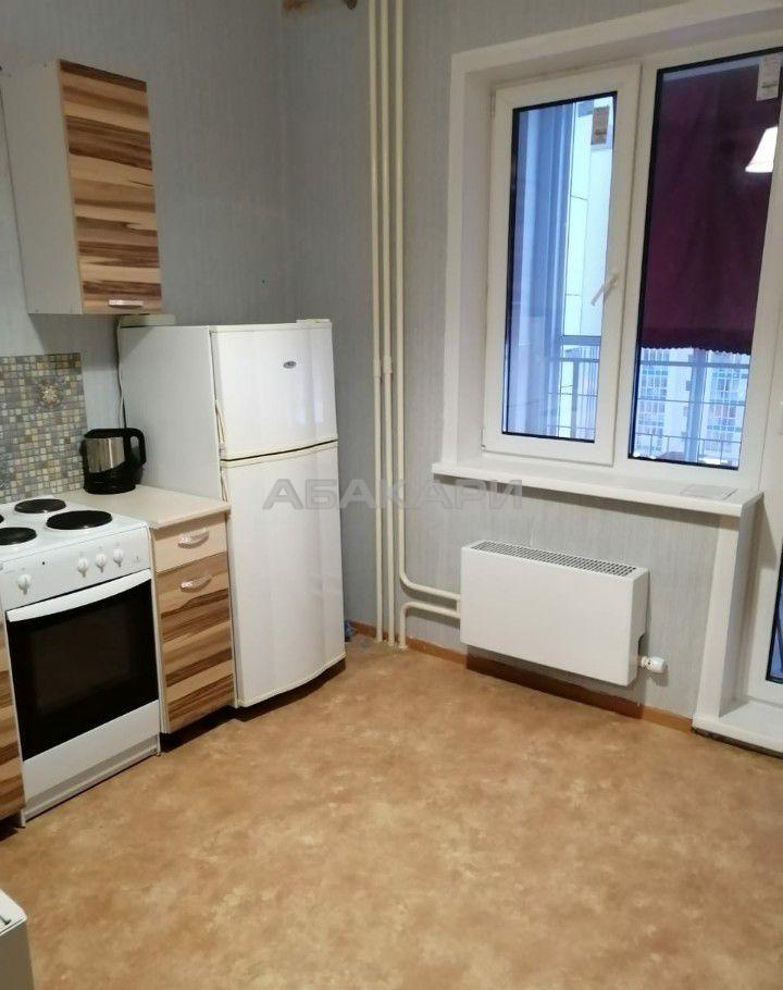 1к квартира Ярыгинская наб., 13   16000   аренда в Красноярске фото 3