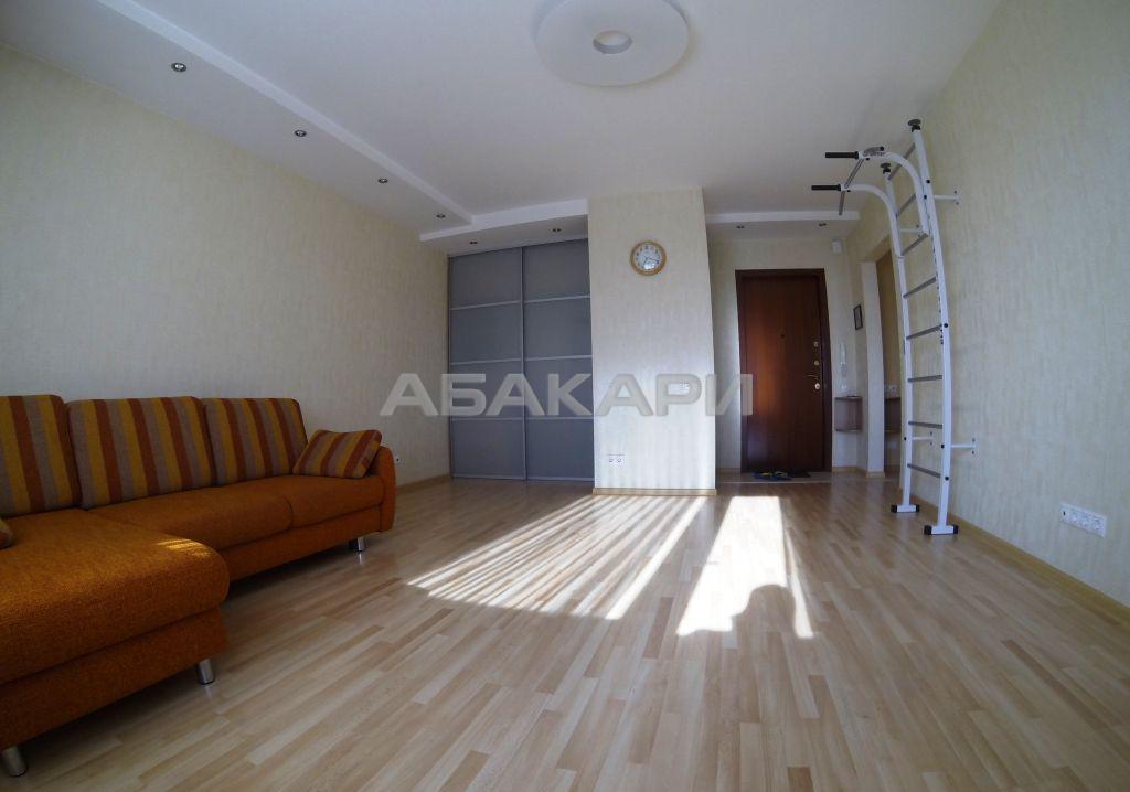 1к квартира Фруктовая ул., 16   22000   аренда в Красноярске фото 0
