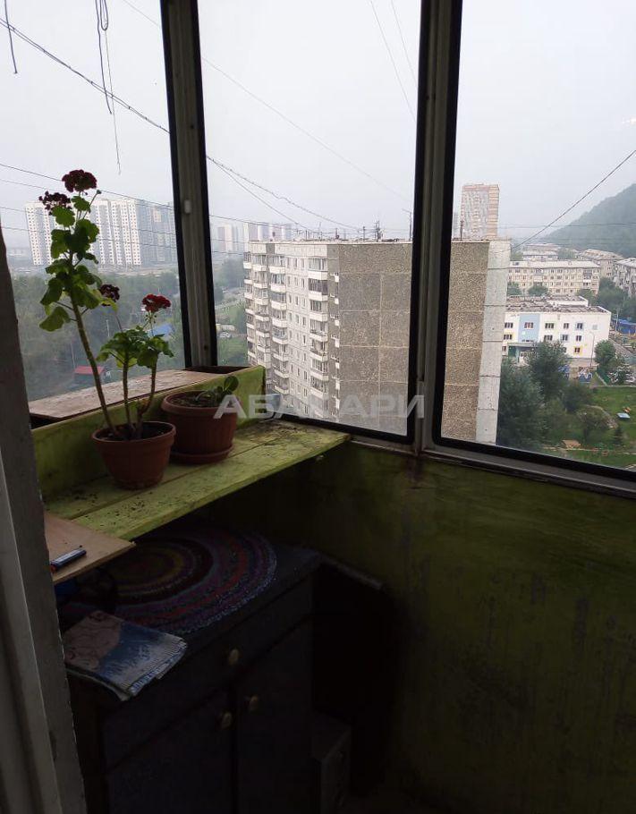 1к квартира Свердловская ул., 115 9/9 - 40кв | 14000 | аренда в Красноярске фото 0