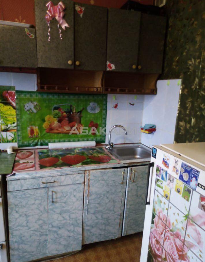1к квартира Свердловская ул., 115 9/9 - 40кв | 14000 | аренда в Красноярске фото 3