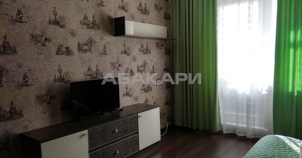 1к квартира ул. Карамзина, 32   20000   аренда в Красноярске фото 2