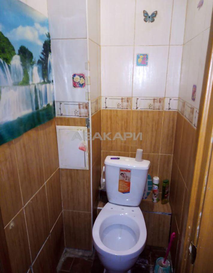 1к квартира Свердловская ул., 115 9/9 - 40кв | 14000 | аренда в Красноярске фото 1