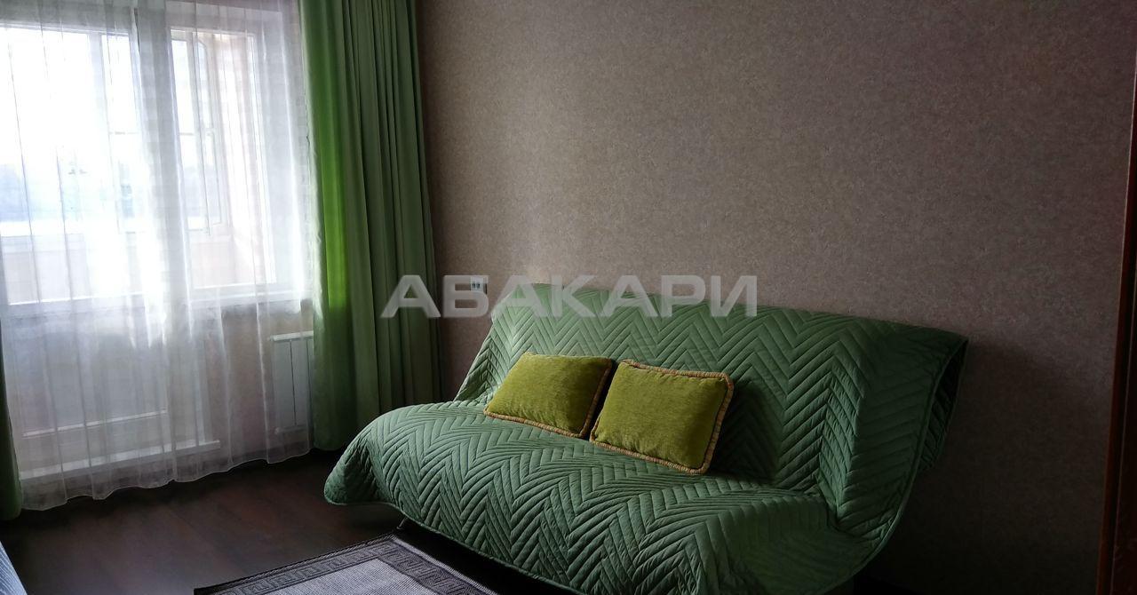 1к квартира ул. Карамзина, 32   20000   аренда в Красноярске фото 0
