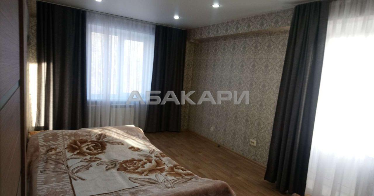 1к квартира микрорайон Суворовский, ул. Минина, 125   15000   аренда в Красноярске фото 2
