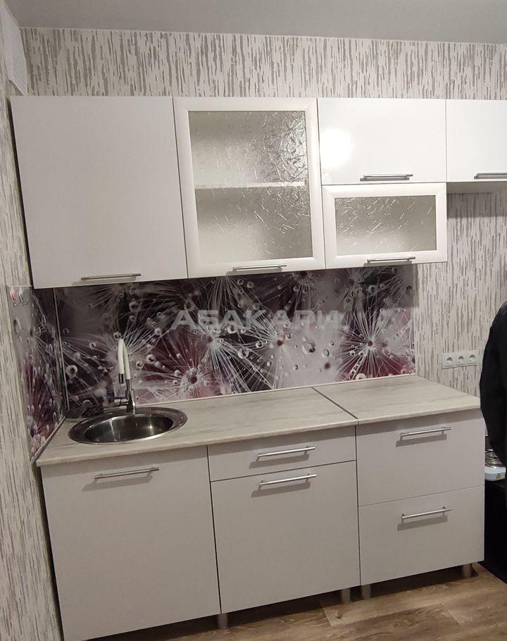 1к квартира ул. 60 лет Октября, 35 | 15000 | аренда в Красноярске фото 0