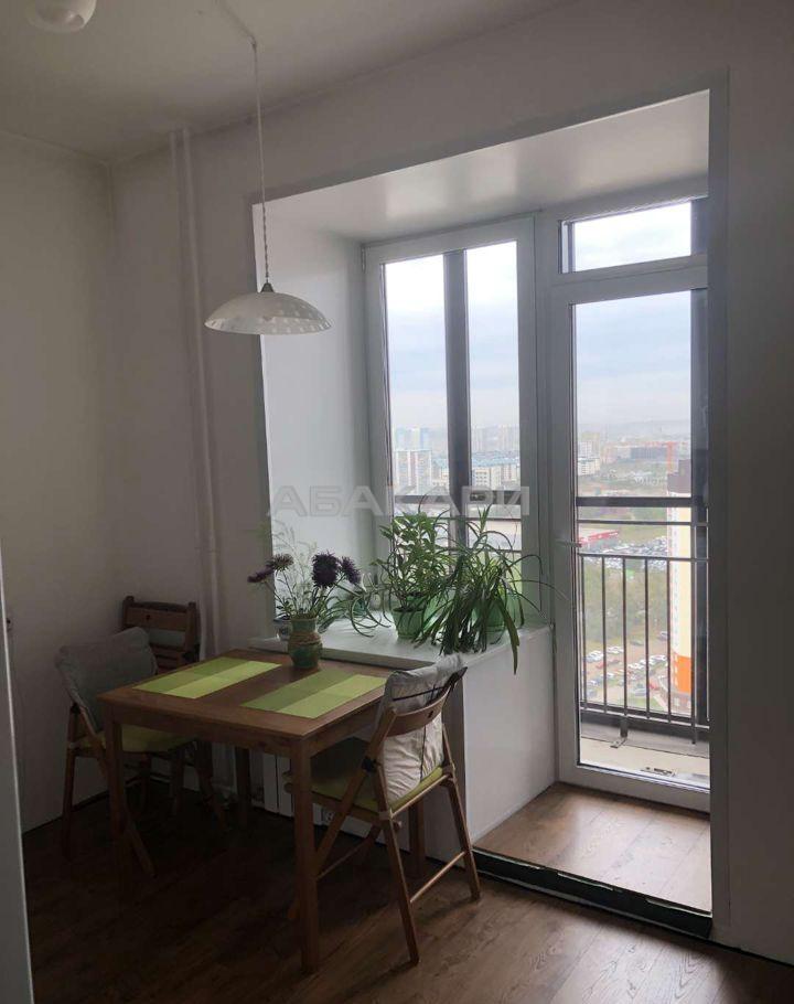 1к квартира Линейная ул., 122 | 25000 | аренда в Красноярске фото 1