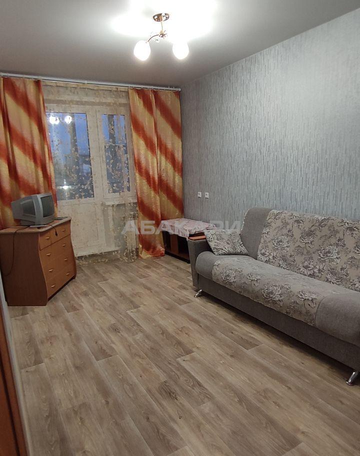 1к квартира ул. 60 лет Октября, 35 | 15000 | аренда в Красноярске фото 3