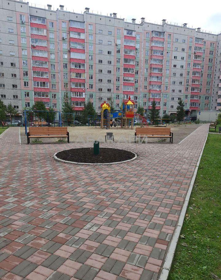 1к квартира ул. Мужества, 14 6/10 - 42кв | 19000 | аренда в Красноярске фото 1