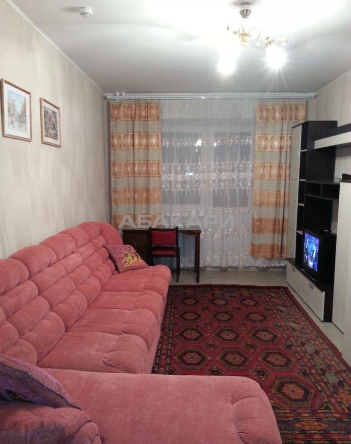 1к квартира ул. Академика Киренского, 32   20000   аренда в Красноярске фото 0