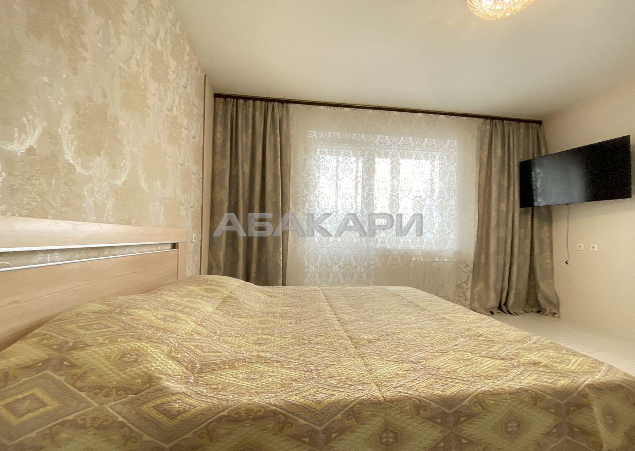 1к квартира ул. 9 Мая, 55 | 30000 | аренда в Красноярске фото 0