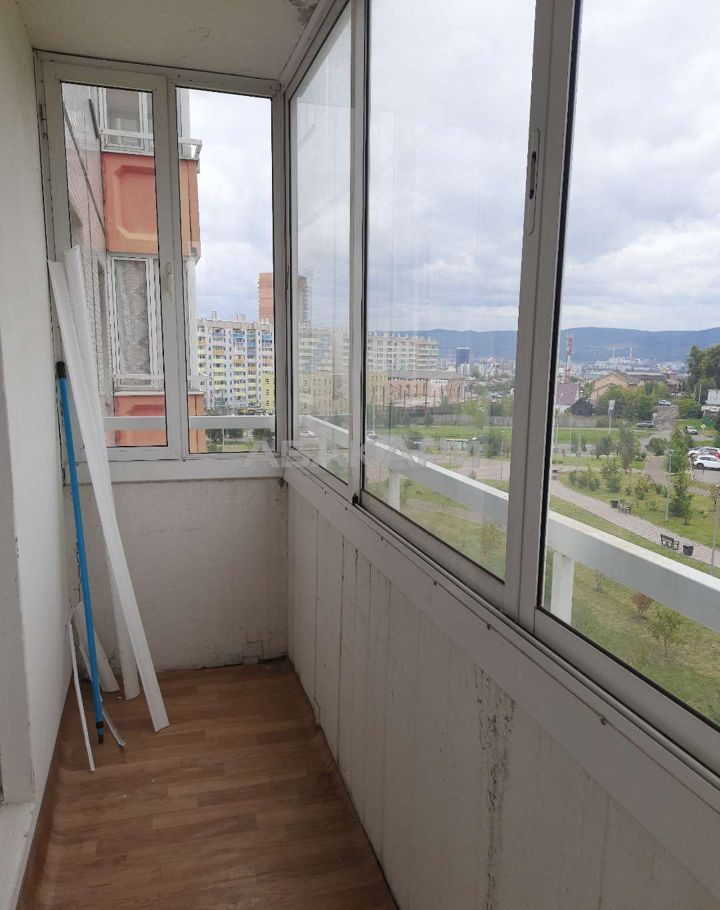 1к квартира ул. Мужества, 14 6/10 - 42кв | 19000 | аренда в Красноярске фото 5