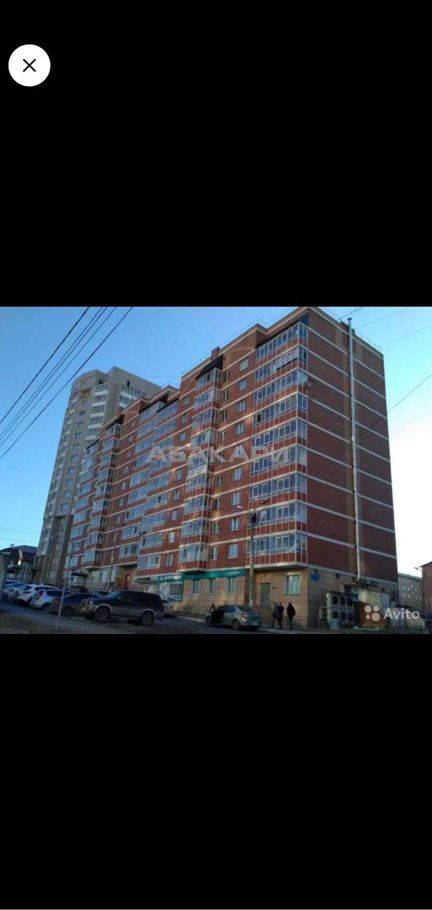 1к квартира ул. Чернышевского, 63 | 17000 | аренда в Красноярске фото 6