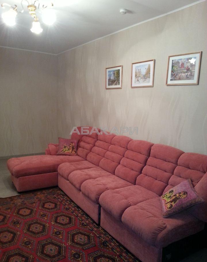 1к квартира ул. Академика Киренского, 32   20000   аренда в Красноярске фото 1