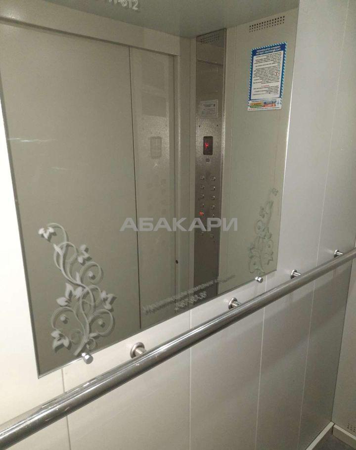 1к квартира ул. Мужества, 14 6/10 - 42кв | 19000 | аренда в Красноярске фото 7