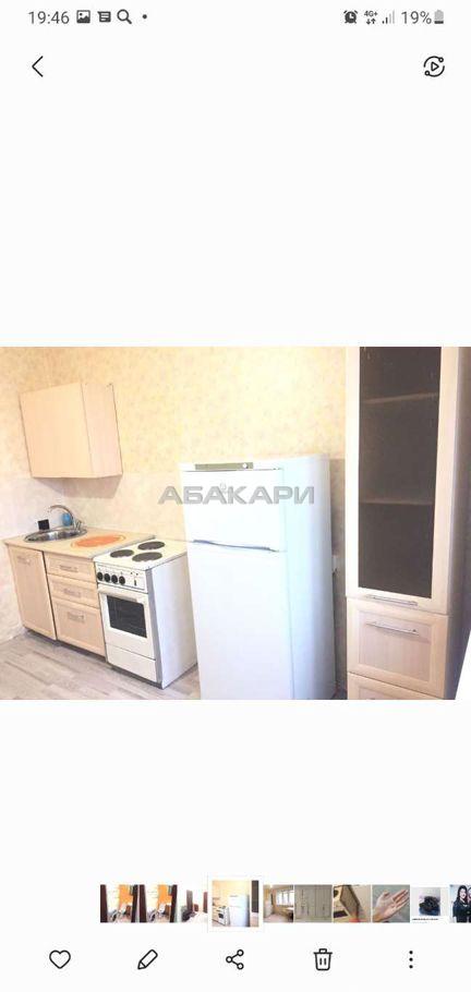1к квартира ул. Чернышевского, 63 | 17000 | аренда в Красноярске фото 4