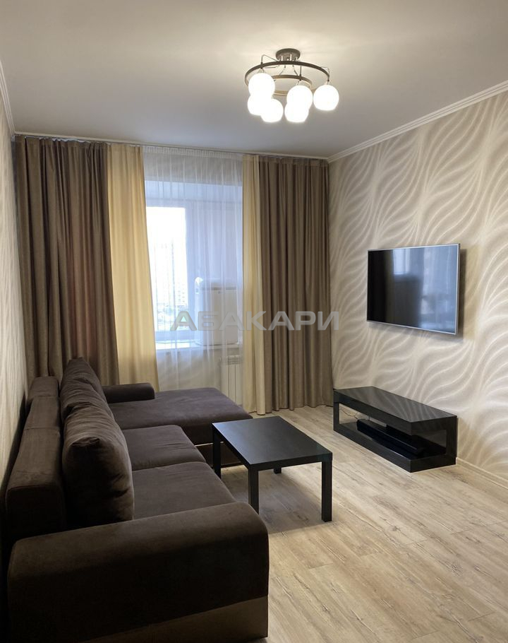 2к квартира Линейная ул., 122 | 38000 | аренда в Красноярске фото 0