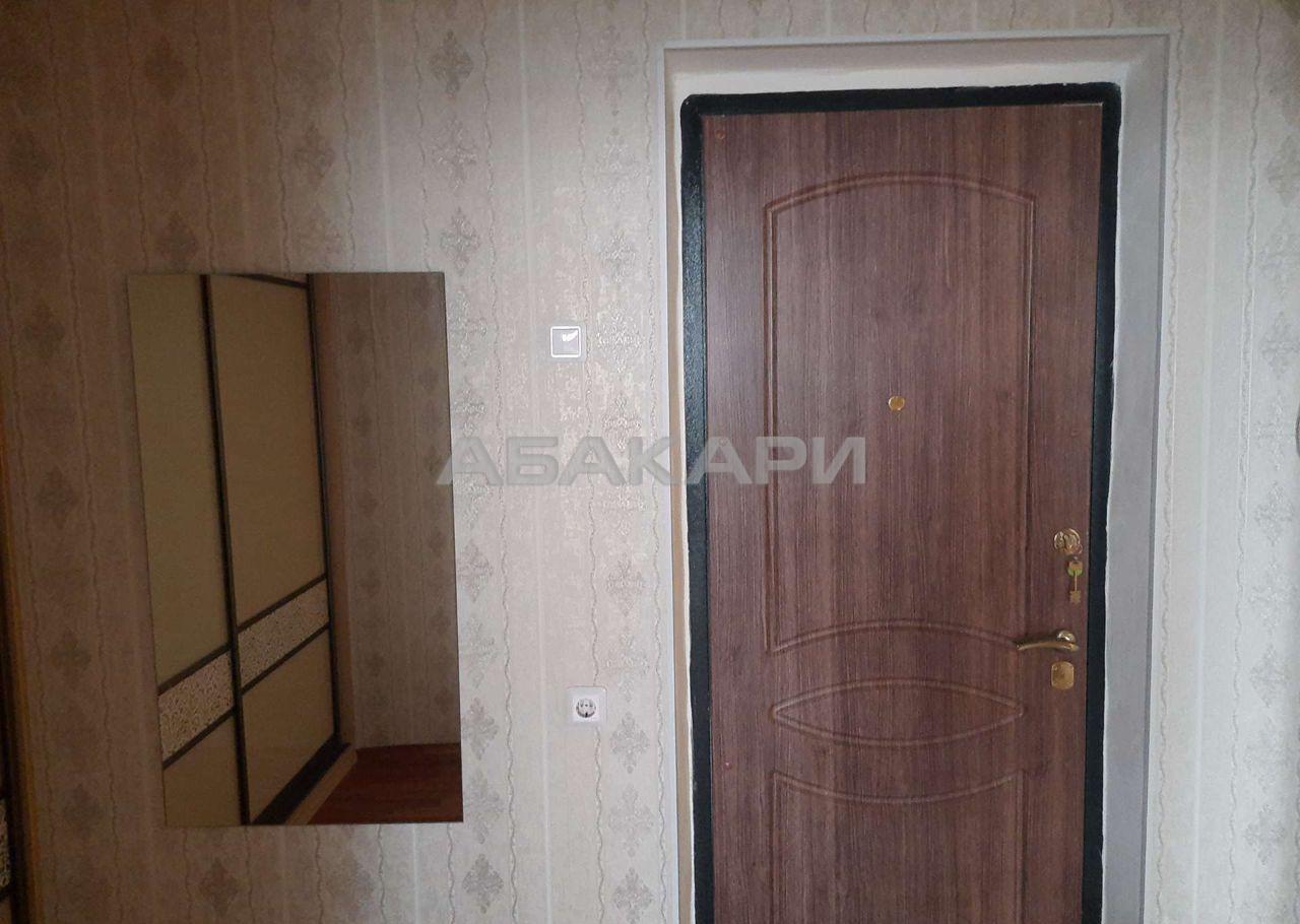 1к квартира ул. Мужества, 14 6/10 - 42кв | 19000 | аренда в Красноярске фото 9