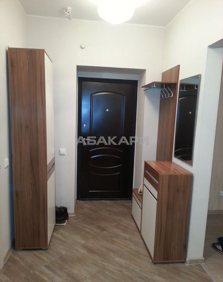 1к квартира ул. Академика Киренского, 32   20000   аренда в Красноярске фото 2
