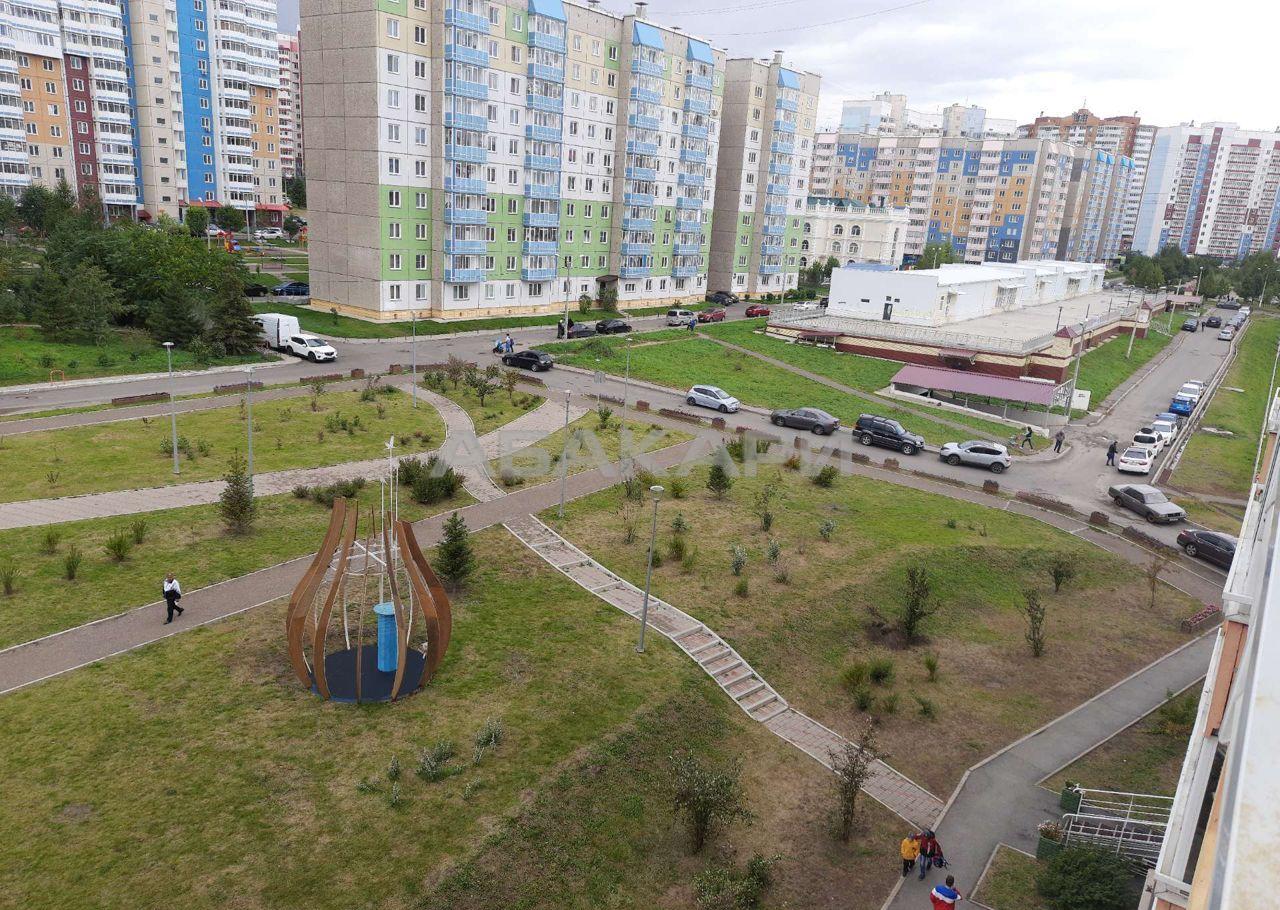 1к квартира ул. Мужества, 14 6/10 - 42кв | 19000 | аренда в Красноярске фото 3