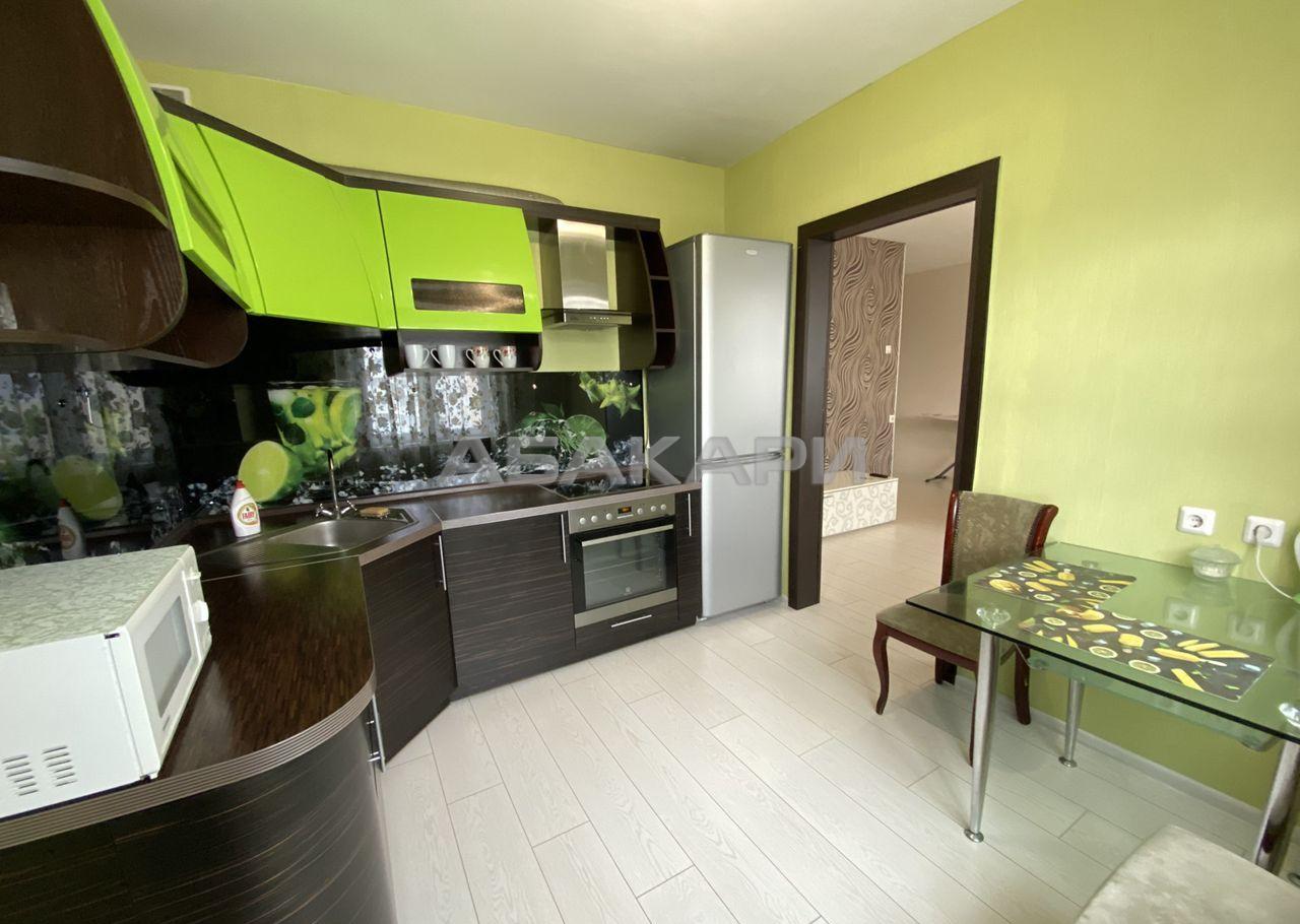 1к квартира ул. 9 Мая, 55 | 30000 | аренда в Красноярске фото 7