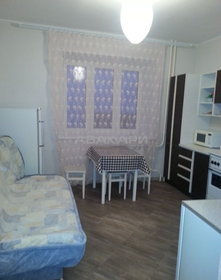 1к квартира ул. Академика Киренского, 32   20000   аренда в Красноярске фото 5