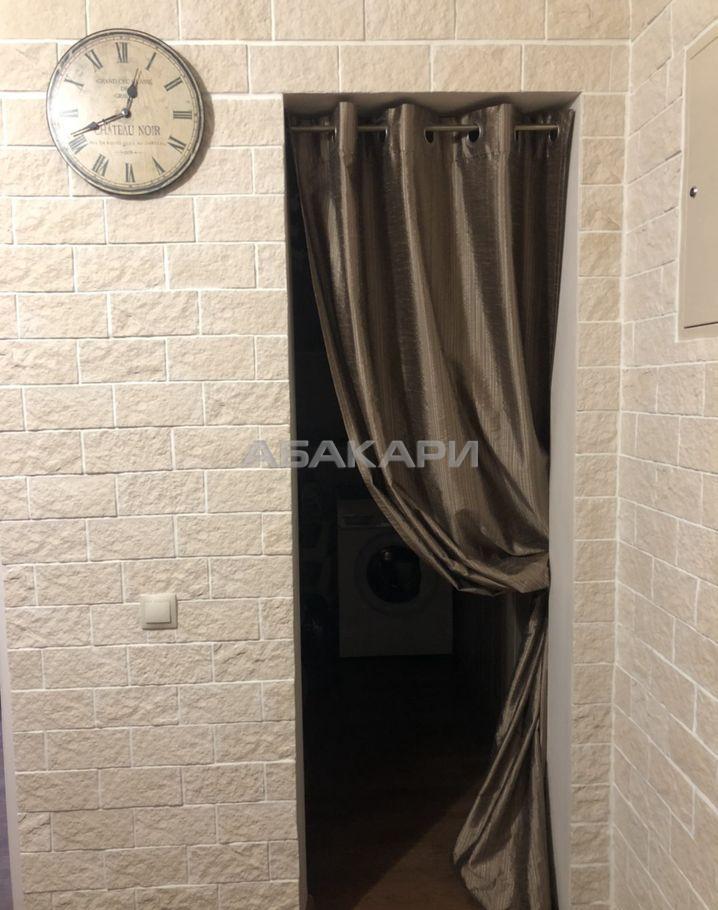 2к квартира ул. Авиаторов, 54 7/10 - 58кв | 35000 | аренда в Красноярске фото 4