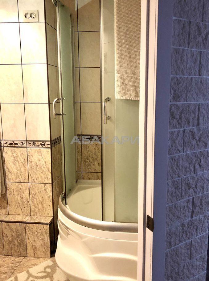 2к квартира ул. Авиаторов, 54 7/10 - 58кв | 35000 | аренда в Красноярске фото 14
