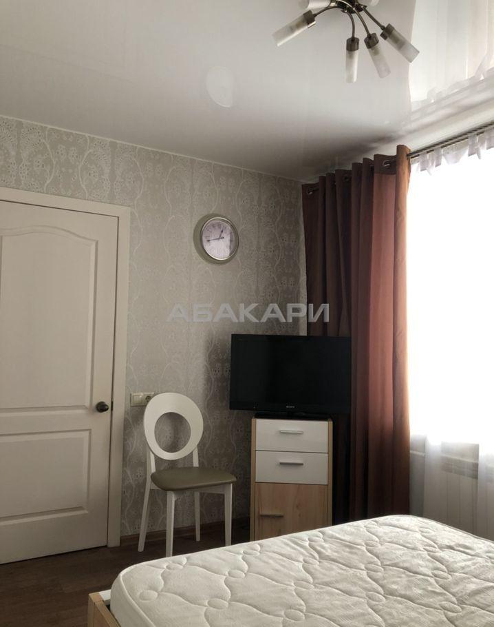 2к квартира ул. Авиаторов, 54 7/10 - 58кв | 35000 | аренда в Красноярске фото 8