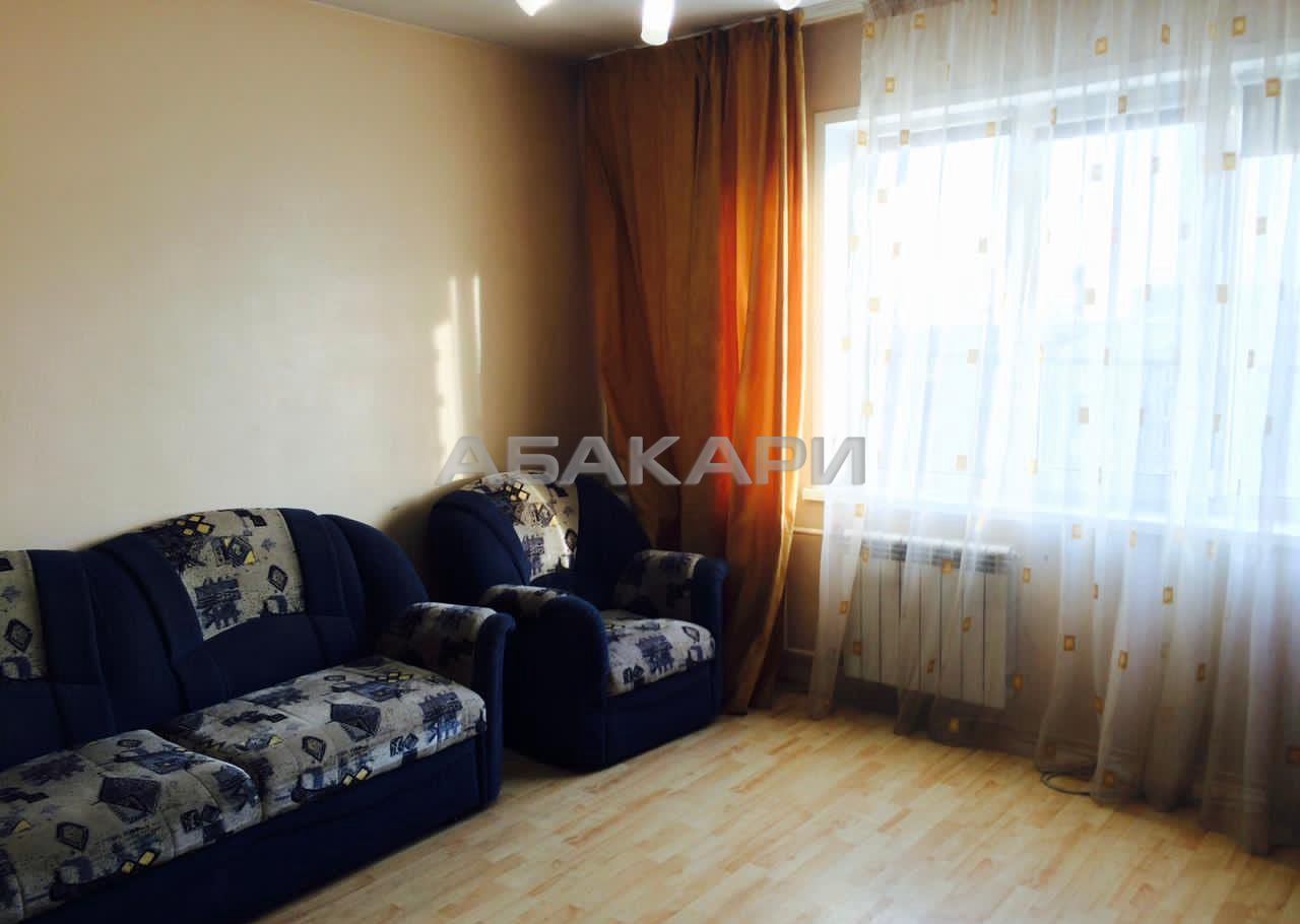 2к квартира ул. Воронова, 16 6/9 - 70кв | 24000 | аренда в Красноярске фото 3