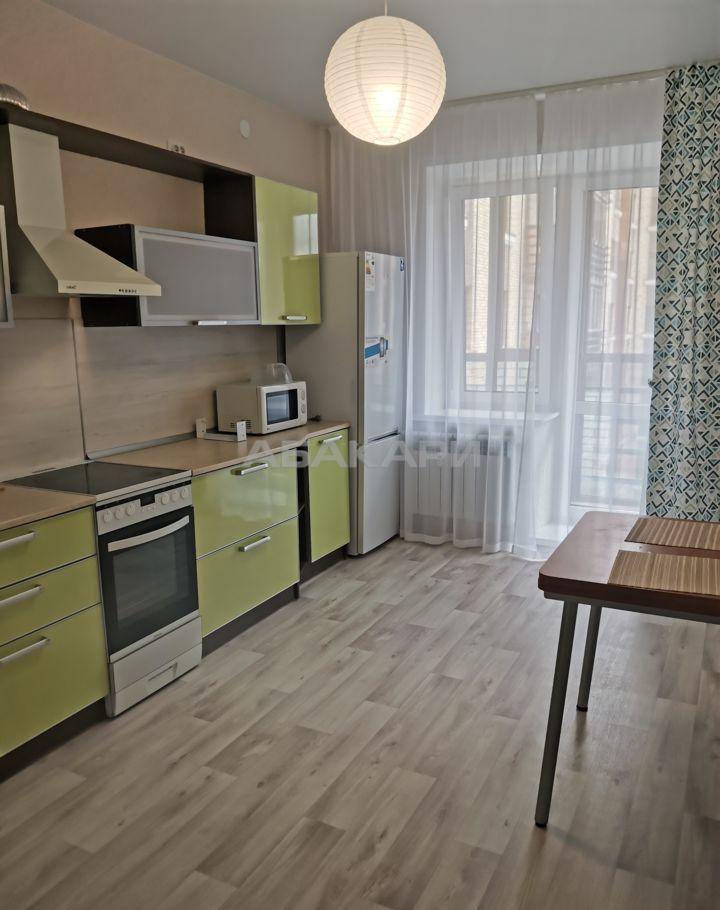 1к квартира Парусная ул., 5   25000   аренда в Красноярске фото 4