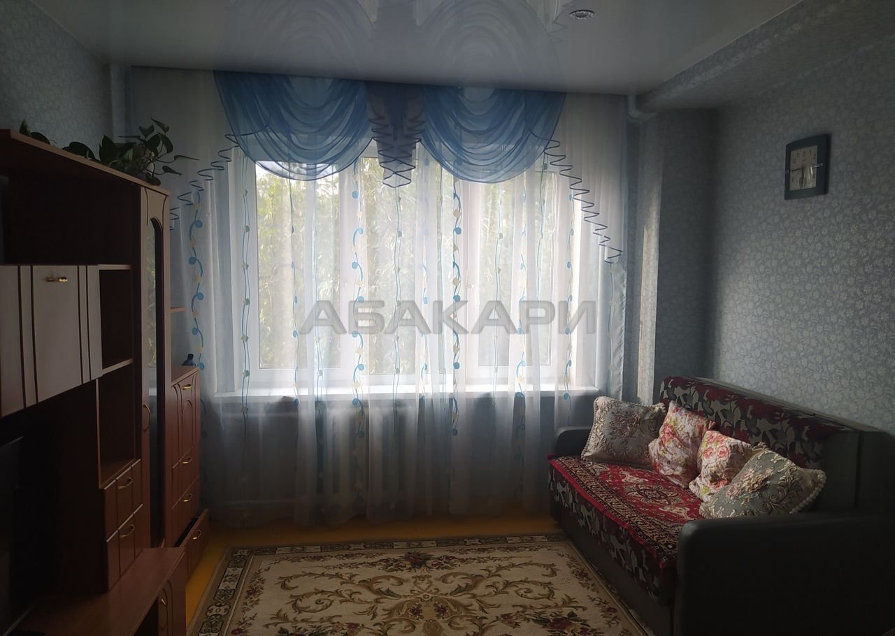 1к квартира ул. Академика Павлова, 68 | 15000 | аренда в Красноярске фото 9