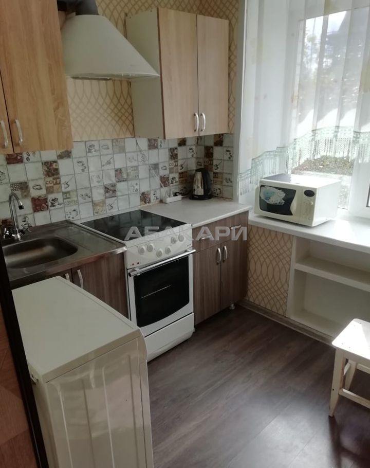 1к квартира ул. Попова, 10 | 15000 | аренда в Красноярске фото 1