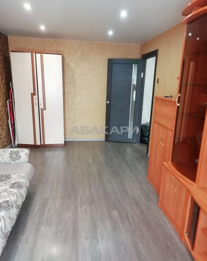 1к квартира ул. Попова, 10 | 15000 | аренда в Красноярске фото 0