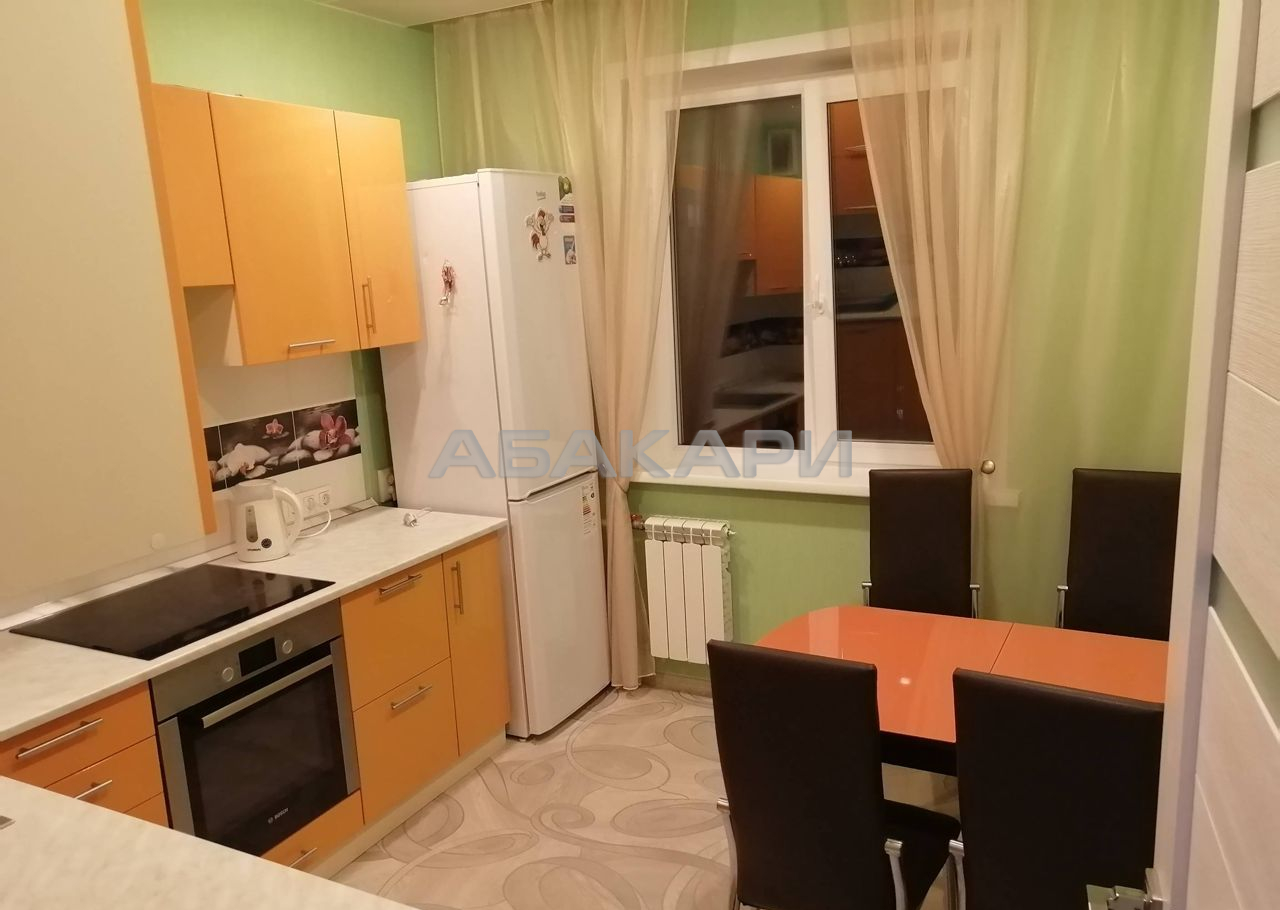 2к квартира ул. 78-й Добровольческой Бригады, 19   23000   аренда в Красноярске фото 1