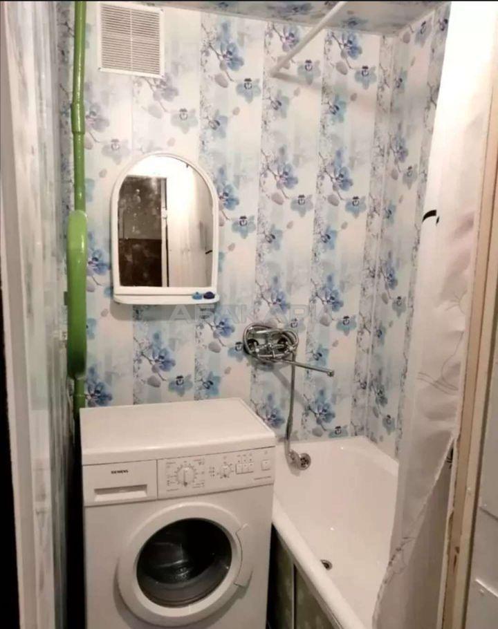 1к квартира ул. Крупской, 44 | 14000 | аренда в Красноярске фото 7